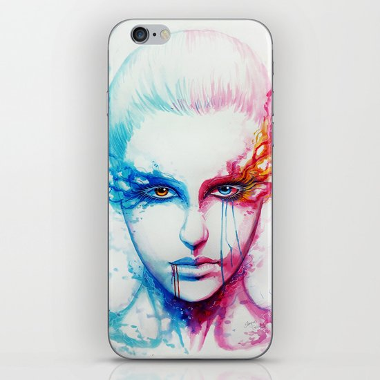 """Bipolarity"" iPhone & iPod Skin"