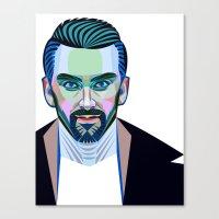 Nyle DiMarco Canvas Print