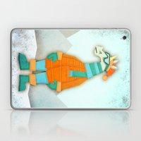 Stay Warm Unicorn Laptop & iPad Skin