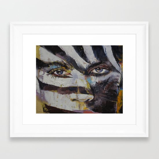 Carnival Framed Art Print