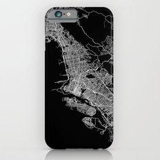 oakland map california iPhone 6 Slim Case