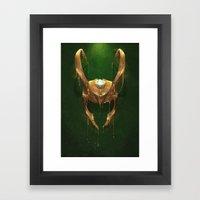 Gilded II Framed Art Print