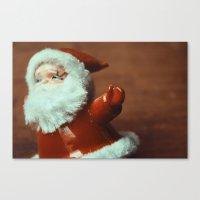 Kistch Christmas Canvas Print