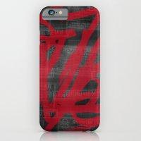 Haphazard. iPhone 6 Slim Case