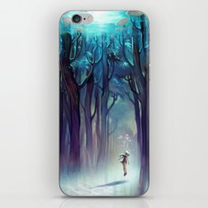 AquaForest iPhone & iPod Skin
