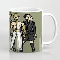 File 032. Toy Soldiers Mug