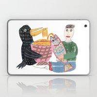 Lamen Bird. Laptop & iPad Skin