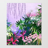 Singapore Summer Canvas Print