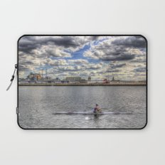 Single Scull Laptop Sleeve