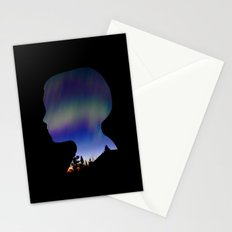 Dreaming Boy Stationery Cards