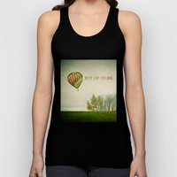 Never Stop Exploring ( A… Unisex Tank Top