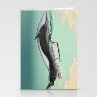 The De Ville Of The Sea Stationery Cards