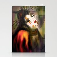 The Geisha Stationery Cards