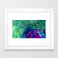 41 Framed Art Print