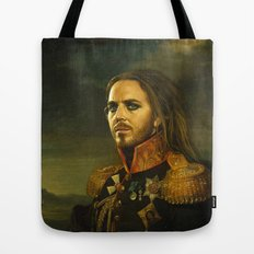 Tim Minchin - replaceface Tote Bag