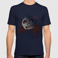 Zelda - Kill The Moon Mens Fitted Tee Navy SMALL