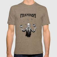 The Tall Man Mens Fitted Tee Tri-Coffee SMALL