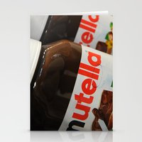 Nutella Stationery Cards