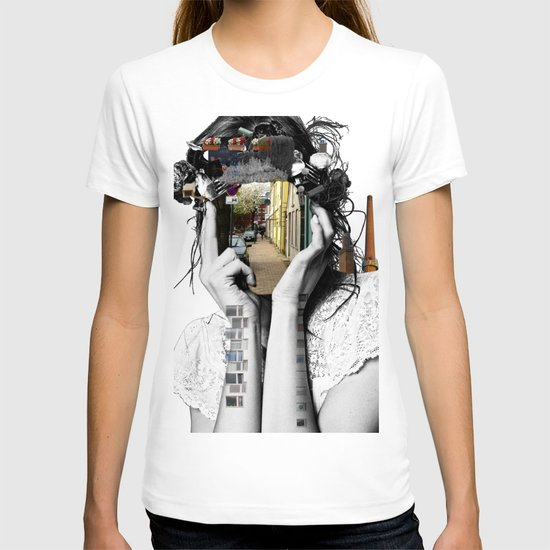 Crazy Woman - Lara Lisa Bella T-shirt