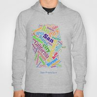 Word Cloud - San Francisco Hoody