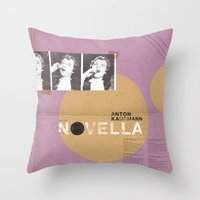 Novella series Throw Pillow