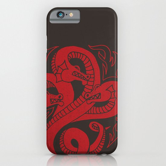 scourge iPhone & iPod Case