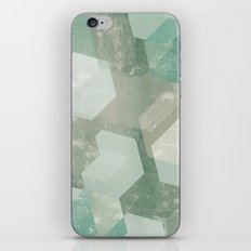 Honeycomb Abstract iPhone & iPod Skin