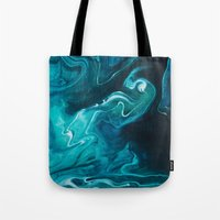 Gravity II Tote Bag