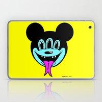 REPTILIAN MICKEYES. (Fat Pink Tongue). Laptop & iPad Skin