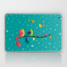 Fly High, My Babies - Merry Christmas Laptop & iPad Skin