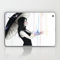 Pluviophile Laptop & iPad Skin
