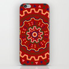 wayuu pattern iPhone & iPod Skin