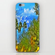 Californian Landscape iPhone & iPod Skin