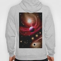 Stardust and solar wind. Hoody