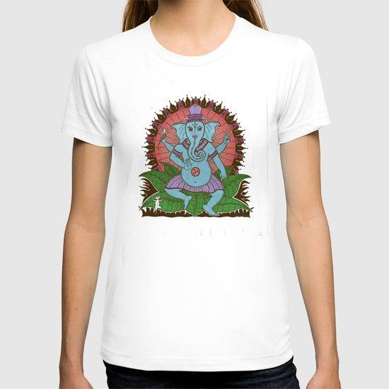 peace ganesh T-shirt