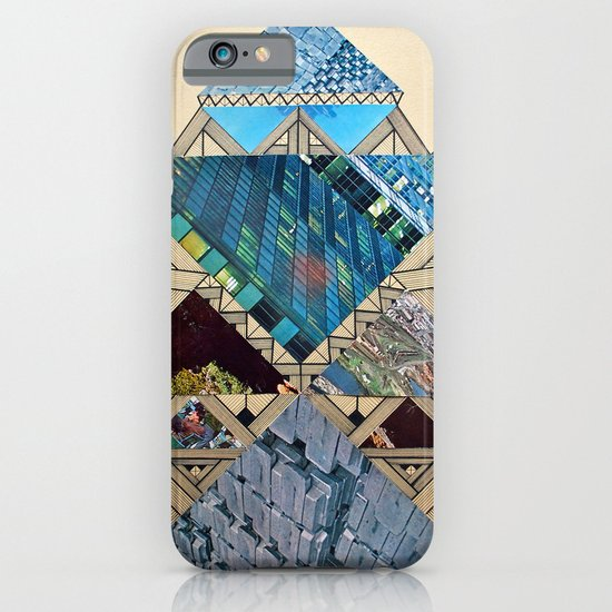 Paper House 1 iPhone & iPod Case