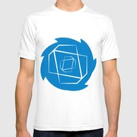 Sonic-Dash Mens Fitted Tee White SMALL