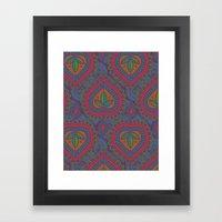 Decorative Framed Art Print