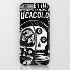 journey in to the ghastly mind of cucacolor iPhone 6s Slim Case
