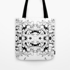 Rings 3 Tote Bag