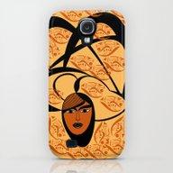 Oriental Colors Galaxy S4 Slim Case