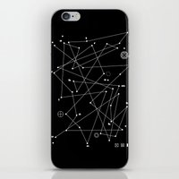 Raumkrankheit iPhone & iPod Skin