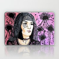 Lady Lace Laptop & iPad Skin