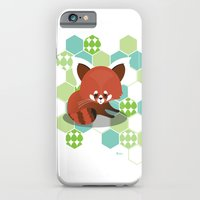 Red Panda iPhone 6 Slim Case