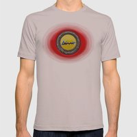 Ferrari Dino Mens Fitted Tee Cinder SMALL