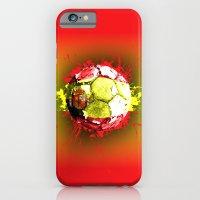 football  spain iPhone 6 Slim Case