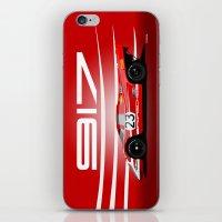 Porsche 917-023 iPhone & iPod Skin