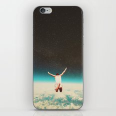 Falling With A Hidden Sm… iPhone & iPod Skin