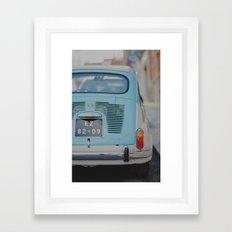 Made in Italy Framed Art Print