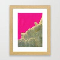 Collage Collaboration Wi… Framed Art Print